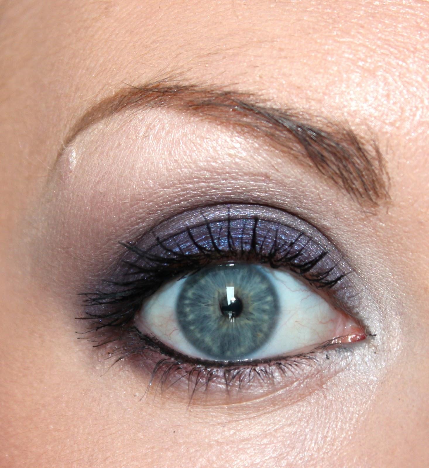 SAM SCHUERMAN: Sapphire Eyes FOTD: Sigma Defining Eyes ...