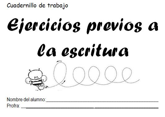 Proyectos educativos ¡Y más!: Ejercicios previos a la lectoescritura.