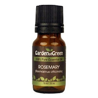 Rosemary essential oil for super strong hair