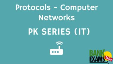 Protocols - Computer Networks