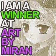 I WON, I WON!