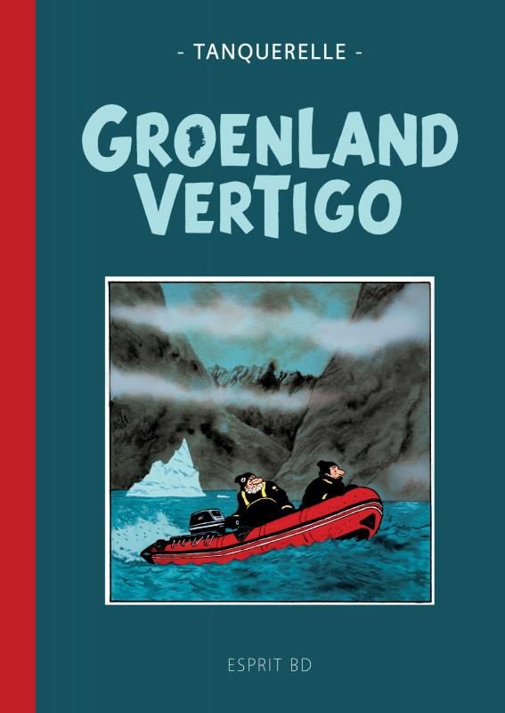 Groenland Vertigo/édition de luxe