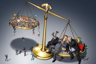 El ISDS protege a las Corporaciones y somete a los ciudadanos