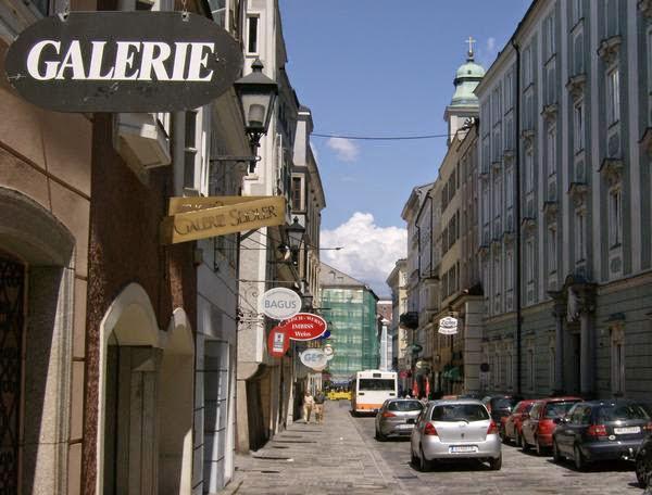 Austrian cafe
