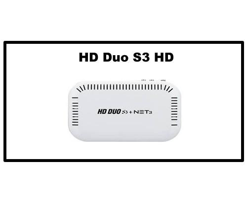 HD Duo S3 HD