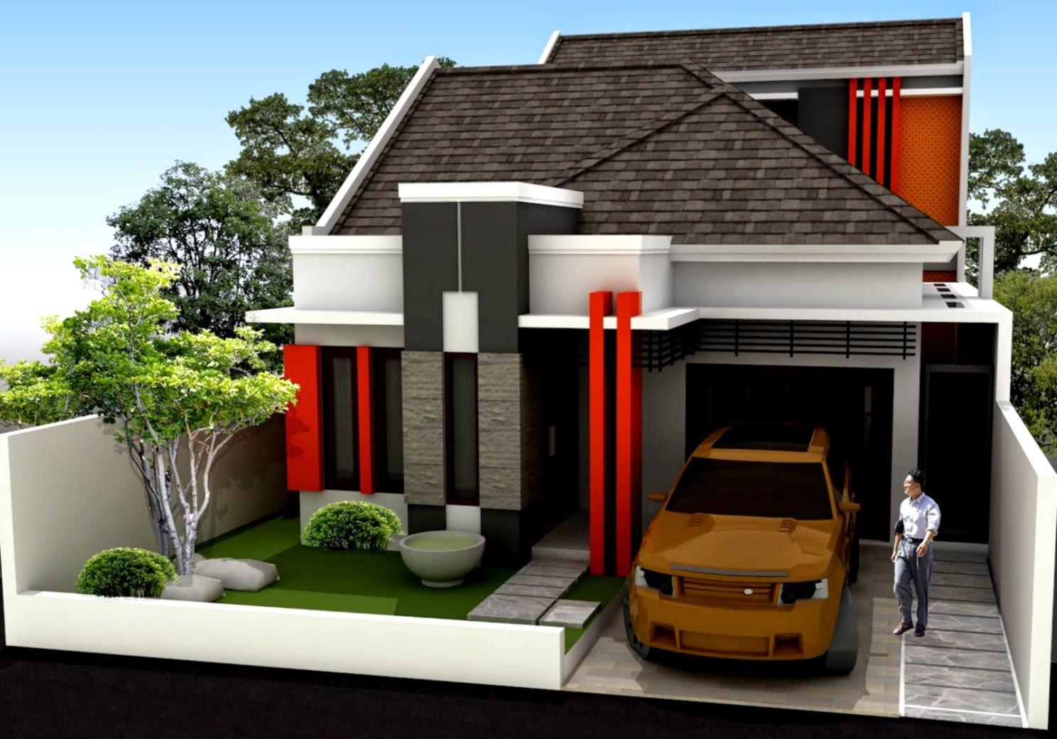 desain rumah minimalis satu lantai design rumah minimalis