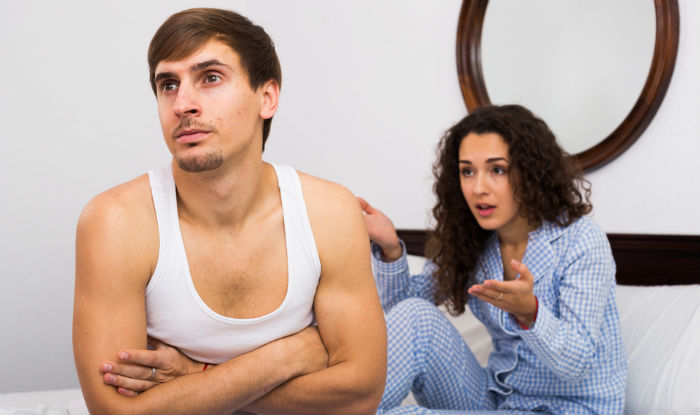 Sex early in a relationship
