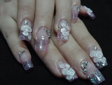 Welcome To The Fashion World Beautiful Nail Art Designs
