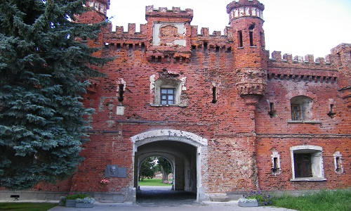 Charm of an Outcast: 10 Must See Destinations in Belarus Brest Fortress Belarus