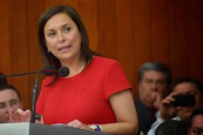 Con mujeres como Elízabeth Morales García, es inminente el triunfo del PRI en 2015: CNOP