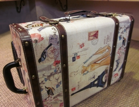 Historias en una maleta Maleta+viaje+dibujo+Paris