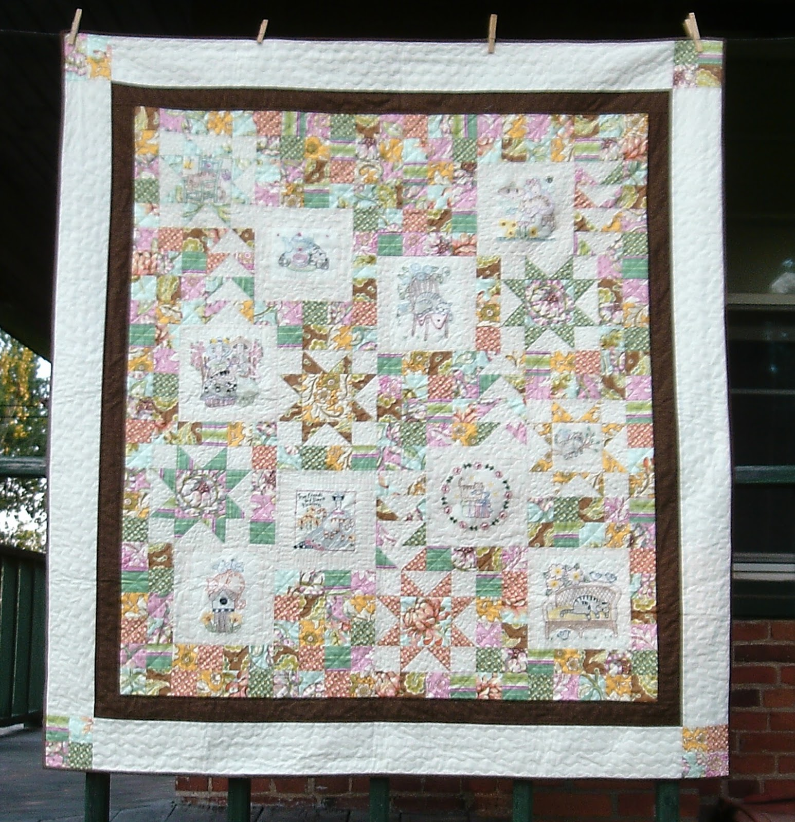 Vroomans Quilts Pet Themed Quilt Pets On Quilts Show