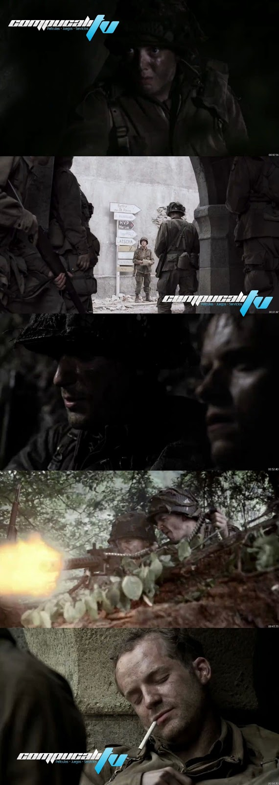 Band of Brothers Temporada 1 Completa Español Latino