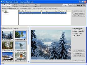 برنامج الخلفيات Webshots Desktop لسطح المكتب