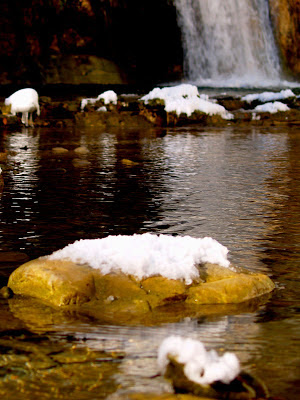 Cascata del torrente Lavane