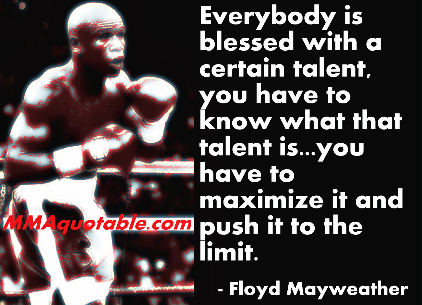 Motivational Quotes With Pictures Many Mma Ufc Floyd Mayweather