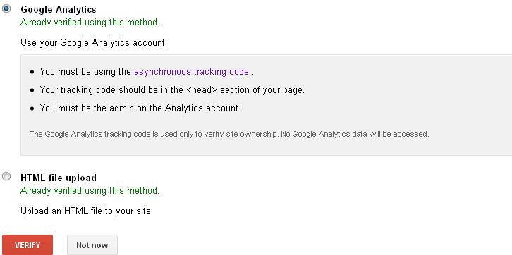 Image verify blog metode google analytics