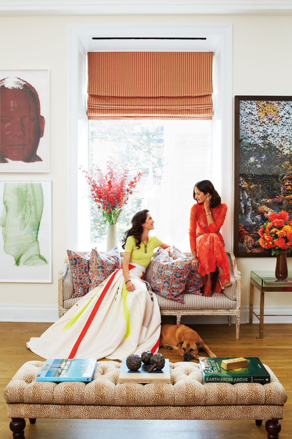 Decor Inspiration | At Home With: Patricia Herrera Lansing e Carolina Herrera Báez