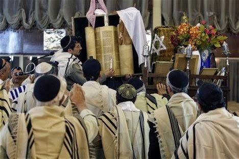 Imam Mahdi Syiah adalah Yahudi