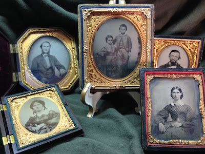 Learn to Recognize 5 Types of 19th Century Photographs