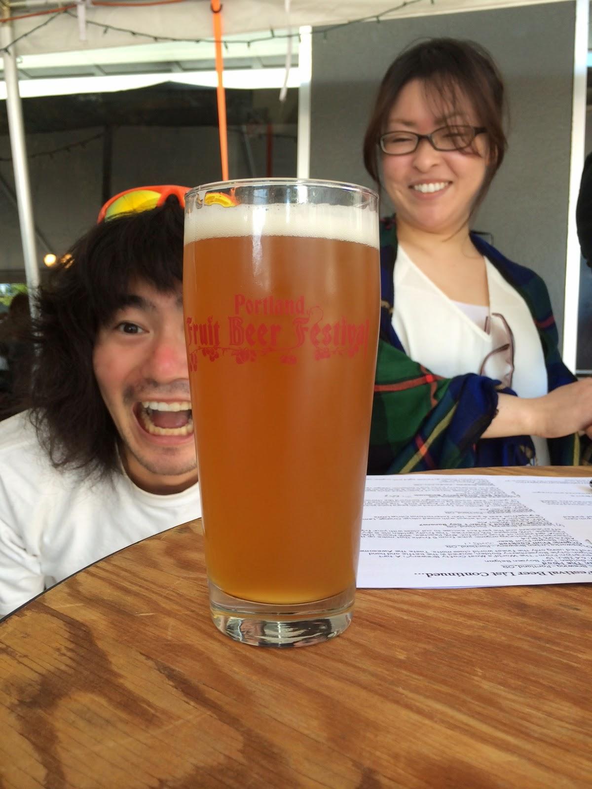 ポートランド フルーツ ビール
