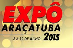 Programação da Expô 2015 - Araçatuba