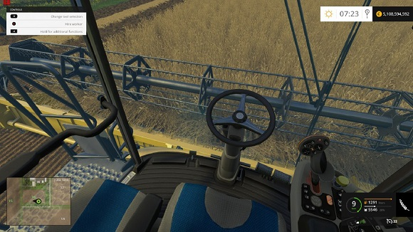 Farming Simulator 15 HD Wallpaper