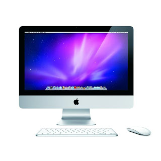 Apple 21.5-inch iMac front