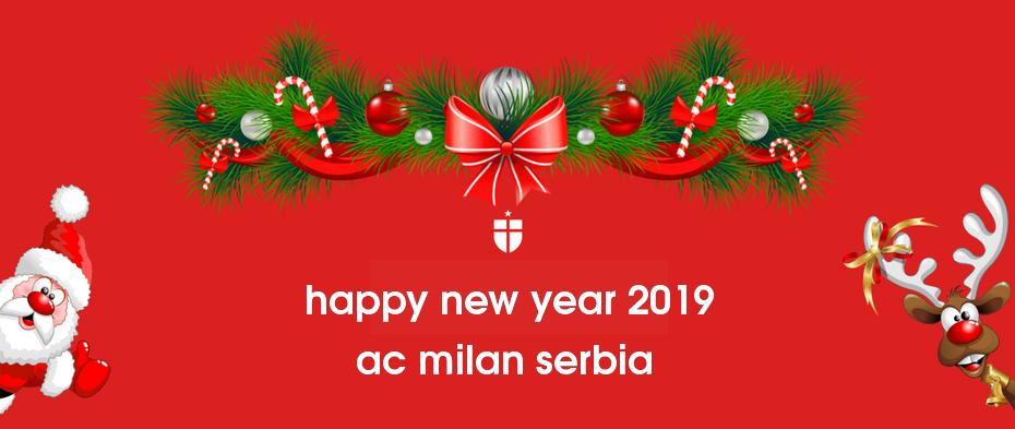 A.C. Milan Serbia ®