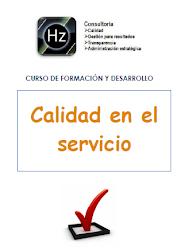 Curso Calidad en el Servicio