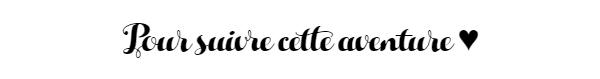 Pour suivre cette aventure blog Mademoiselle latinne