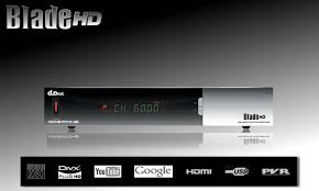 Recovery do receoptor Duosat Blade HD