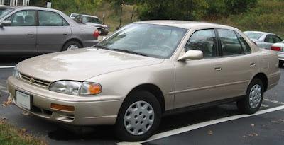 1994 Toyota Camry XV10 CSI Review Specs