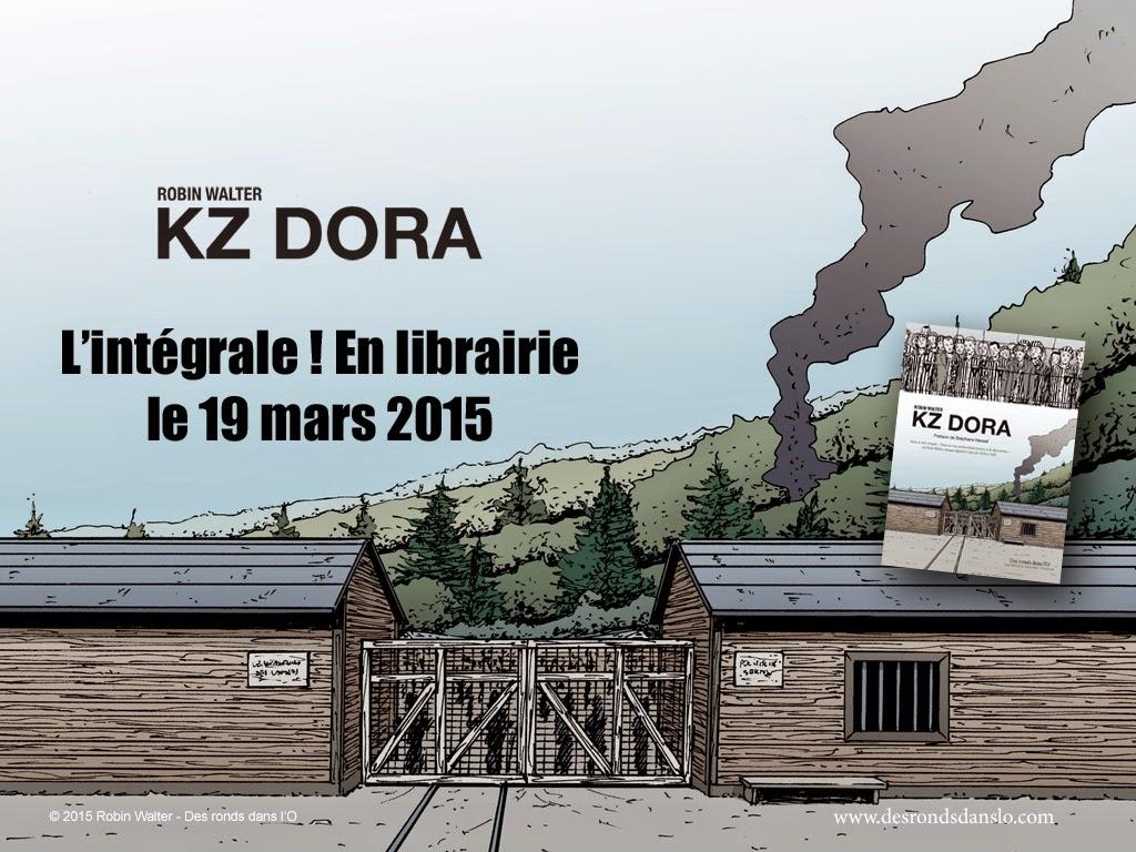 KZ Dora en librairie le 19 mars 2015 (+ d'infos)