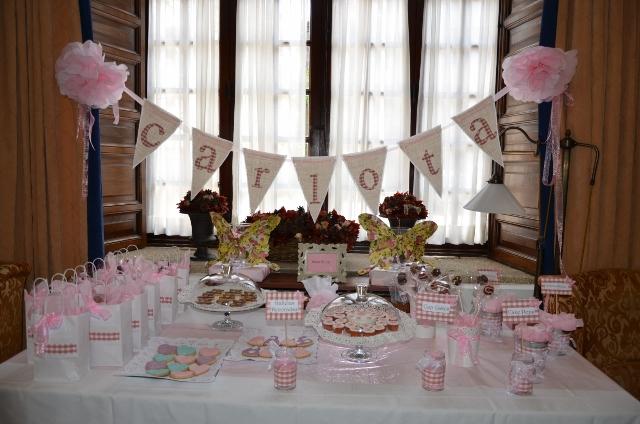 All for Cakes All for Cakes y Mi Fiesta Vintage en la Comunin de