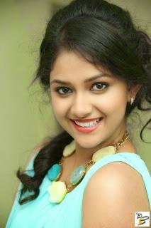 Keerthi Suresh cute beautiful smiling pics wow