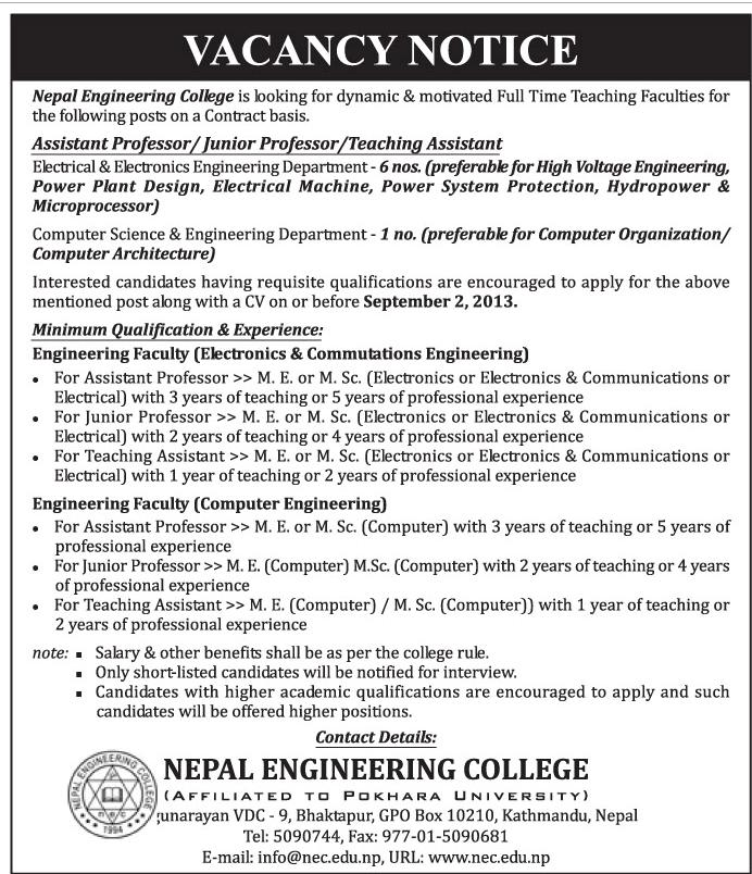 email cover letter for lecturer post in engineering college Cover letter sample mathematics lecturer resume sample posted on april 25, 2015 april 27, 2015 by admin this resume is a sample for the post of mathematics.
