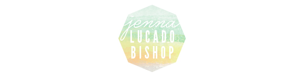 Jenna Lucado Bishop - Blog