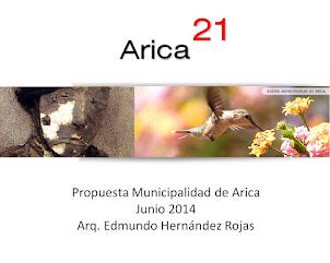 ARICA 21