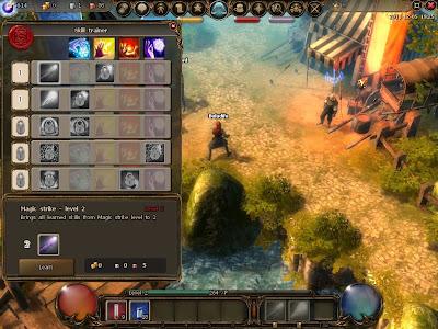 Drakensang Online - Skills