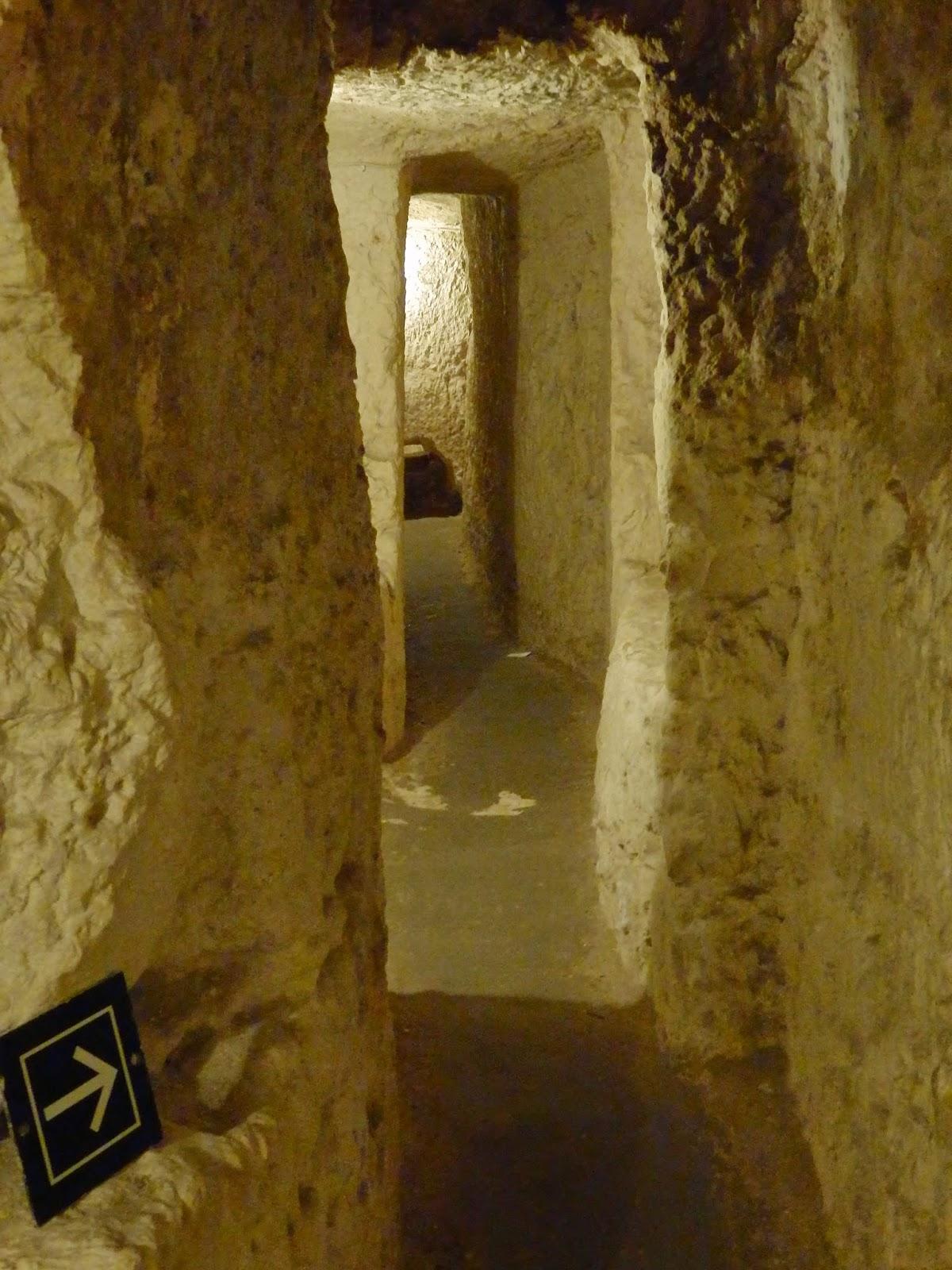 Catacombs Rabat Malta