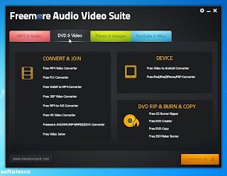 Freemore Audio Video Suite - DVD & Video