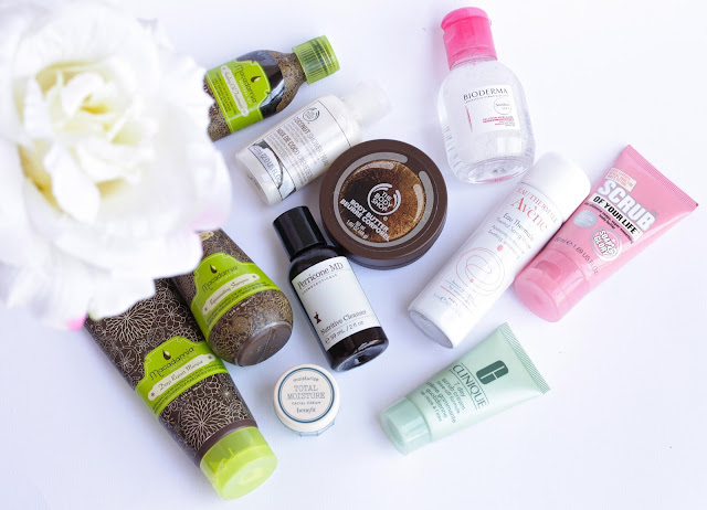 London Trip Beauty Essentials