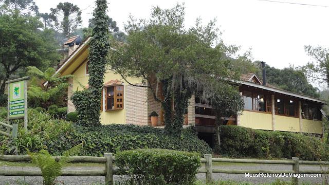 Serra Bela Hospedaria Rural - Urubici/SC