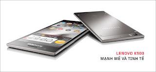 Điện thoại Lenovo K900