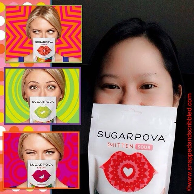 What Candy To Try: Sugarpova by Maria Sharapova