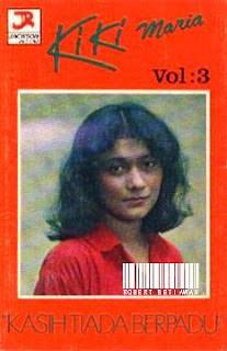 KIKI MARIA Kasih Tiada Berpadu 1982
