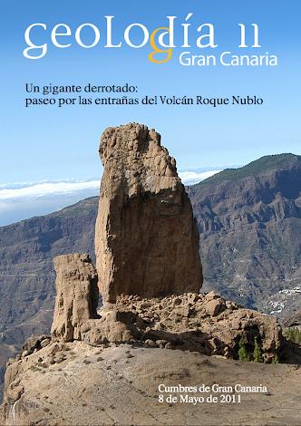 Geolodía 2011 Gran Canaria