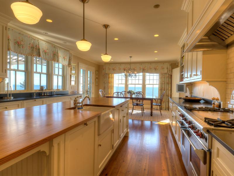 Cape Cod Kitchen Kitchens Pinterest
