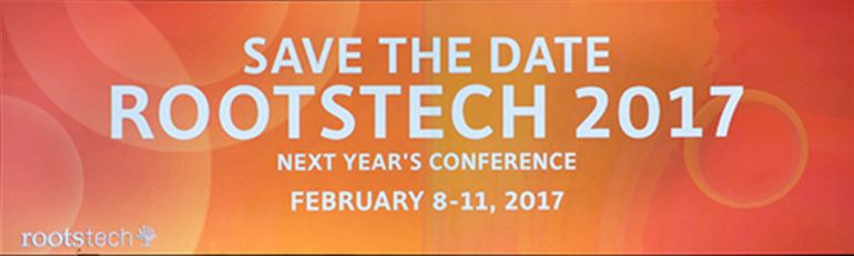 RootsTech Conference